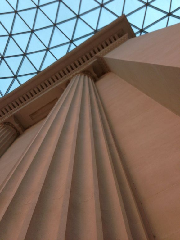 Great Court, British Museum, London, UK