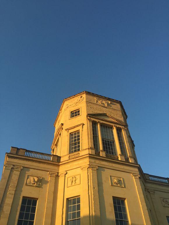 Blue Sky, Yellow Stone